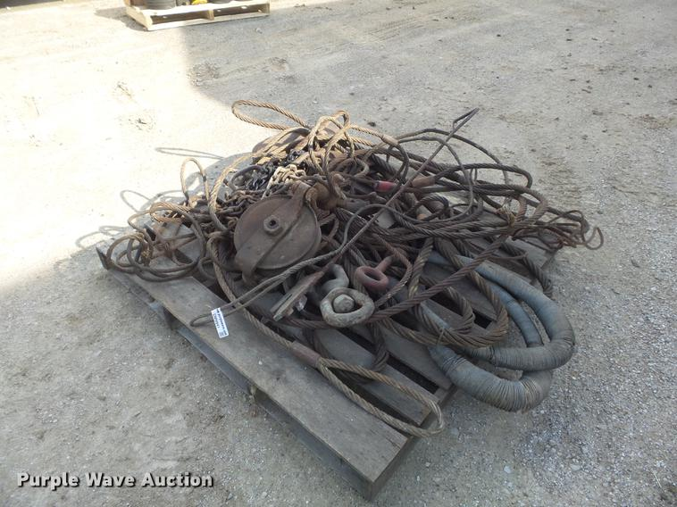 Steel cables