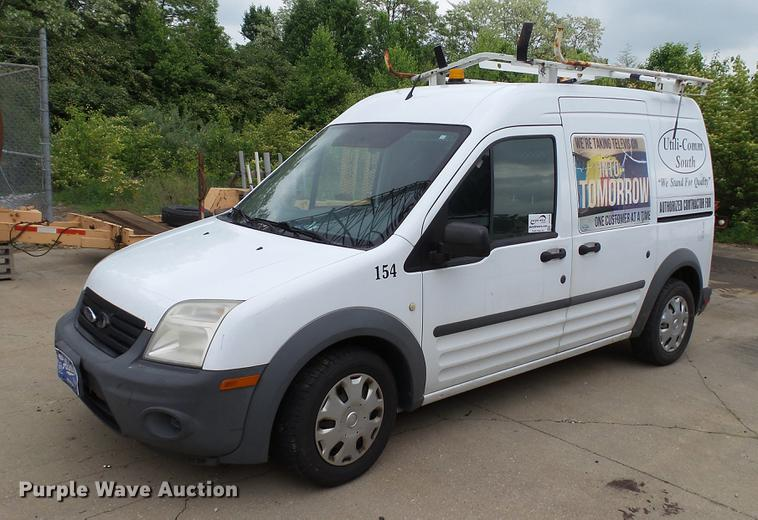 2010 Ford Transit Connect XL van