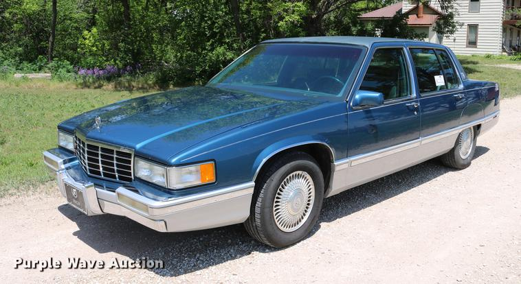 1993 Cadillac DeVille Sixty Special
