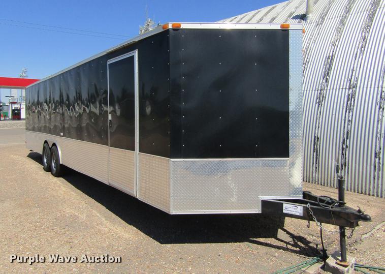 2012 South GA Cargo enclosed cargo trailer