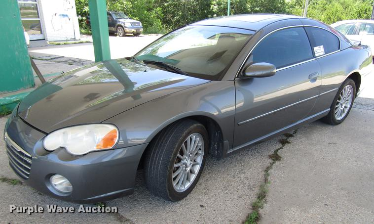 2005 Chrysler Sebring Limited