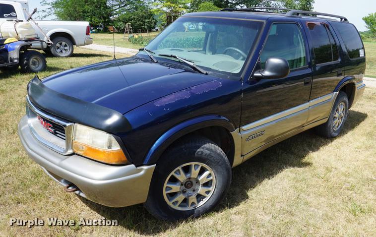 1998 GMC Jimmy SUV