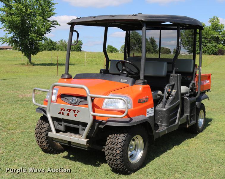2011 Kubota RTV1140CPX utility vehicle