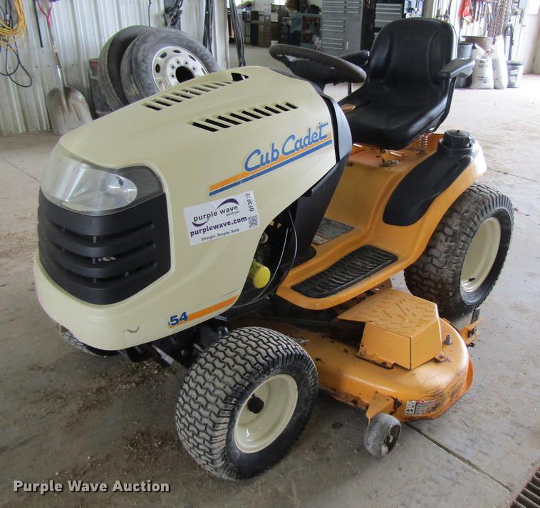 2008 Cub Cadet GT1554 lawn mower