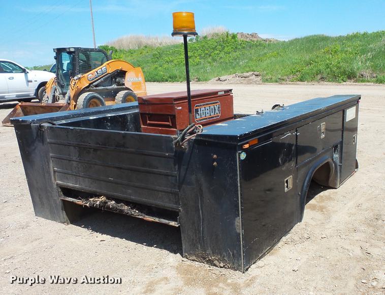 Knapheide 6108D54FJ utility bed