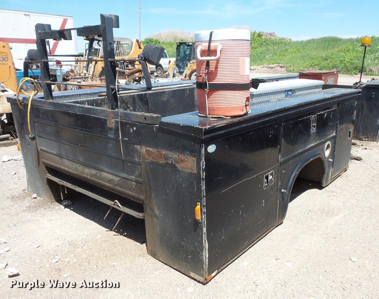Knapheide 6108D54FJ1 utility bed