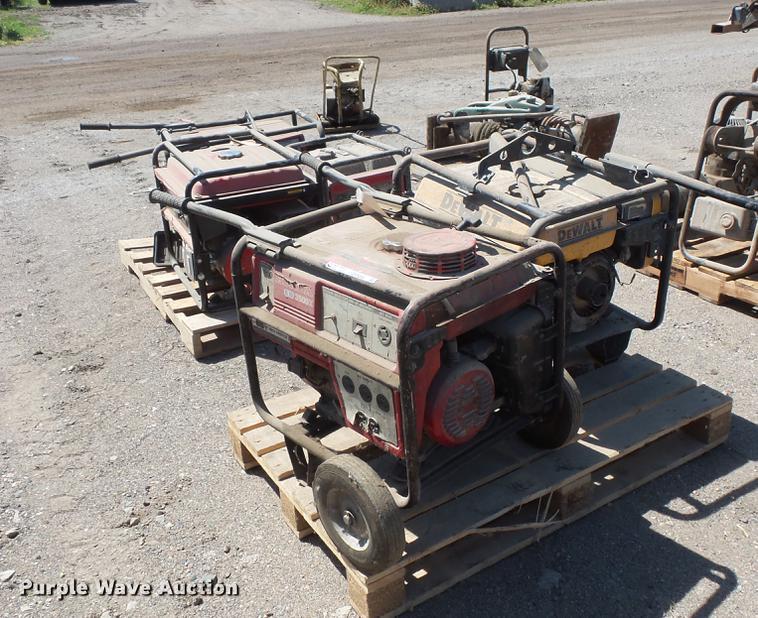 (5) generators
