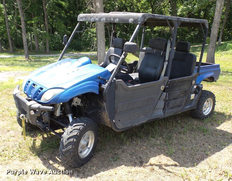 2011 Odes LZ800-2 utility vehicle