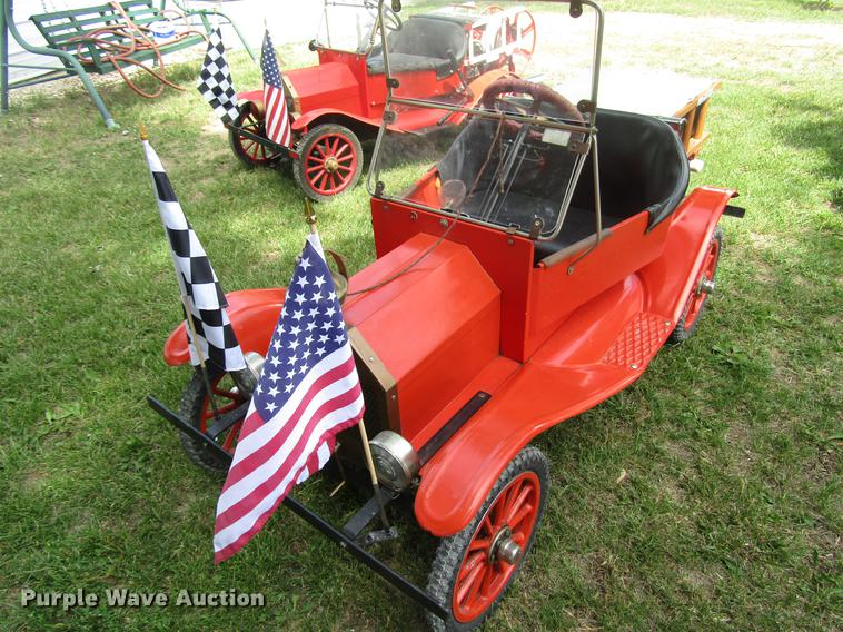 Mini-Kars miniature fire truck