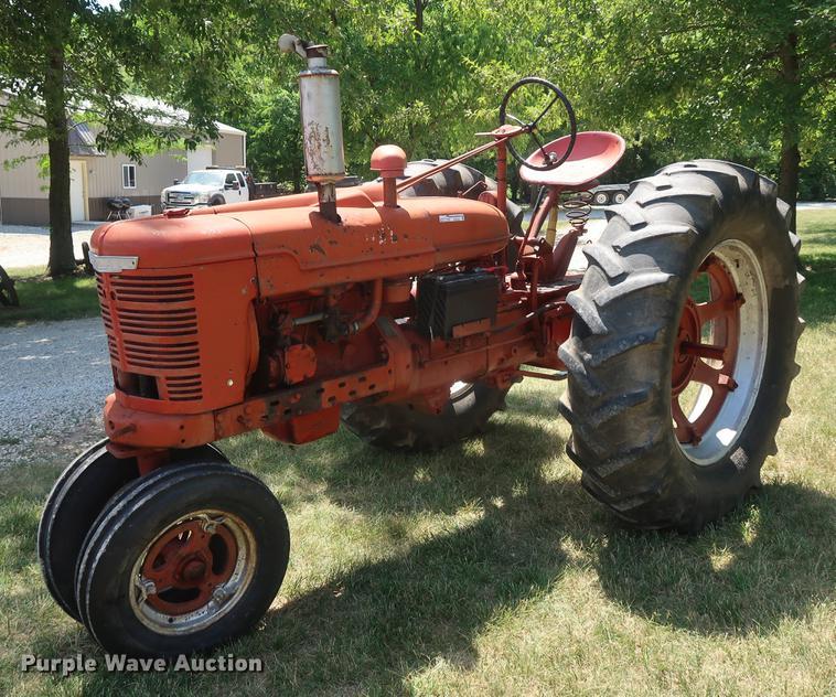 1951 Farmall H tractor