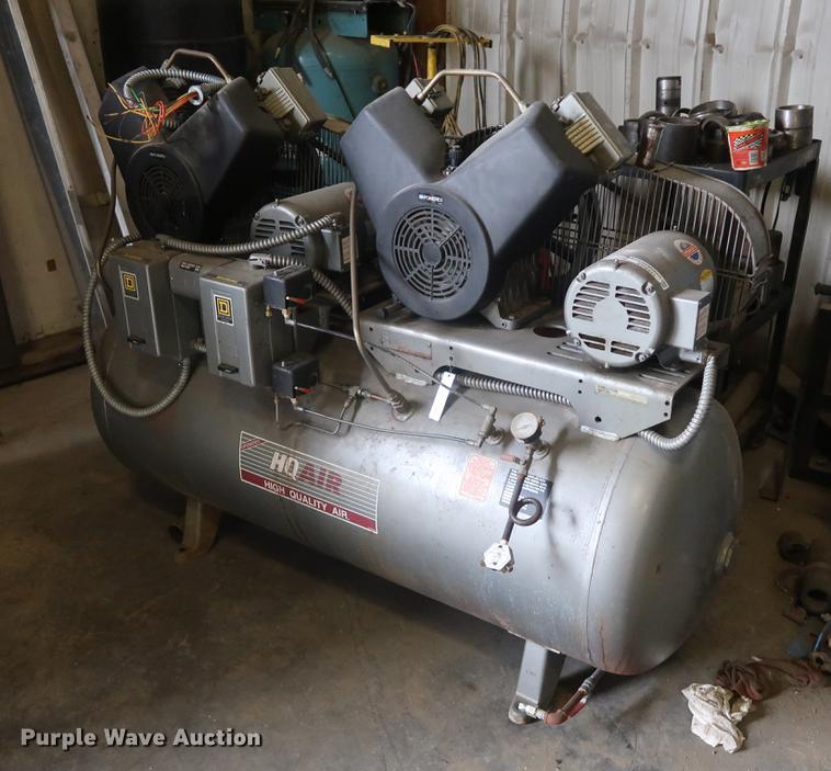 HQ Air air compressor