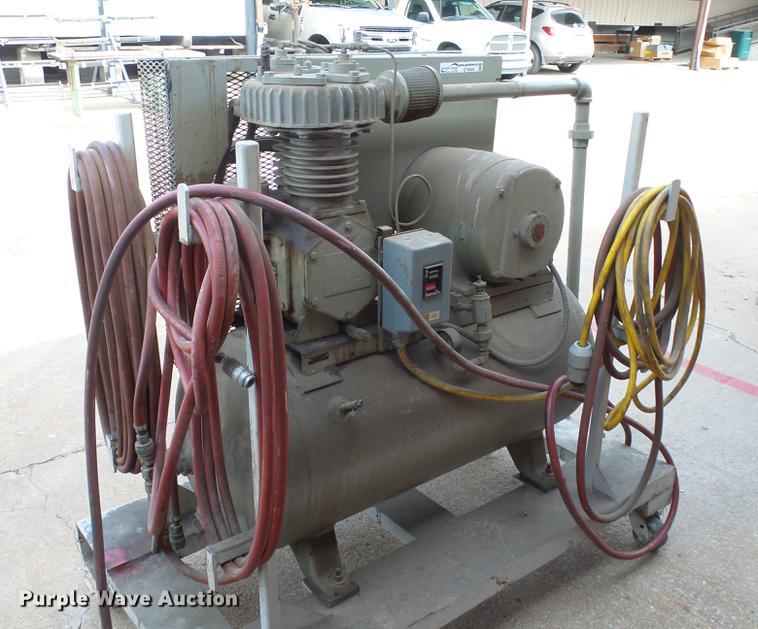 Gardner Denver air compressor