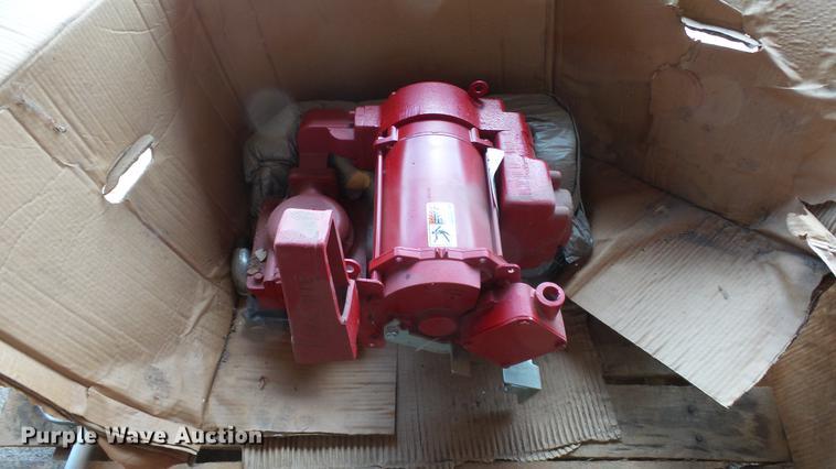 Tuthill fuel transfer pump