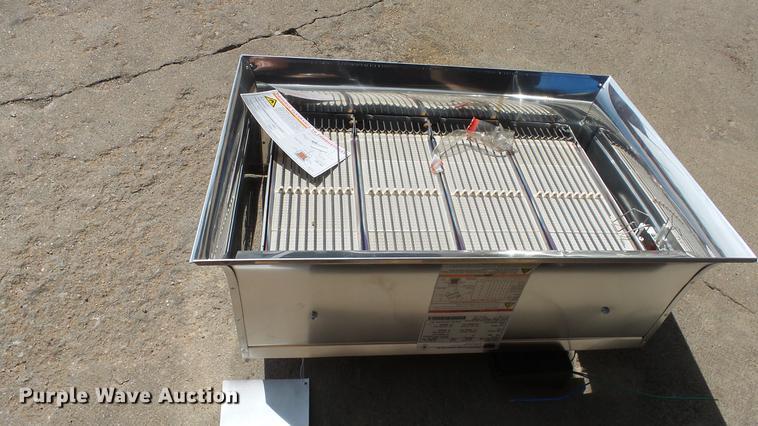 Detroit radiant heater
