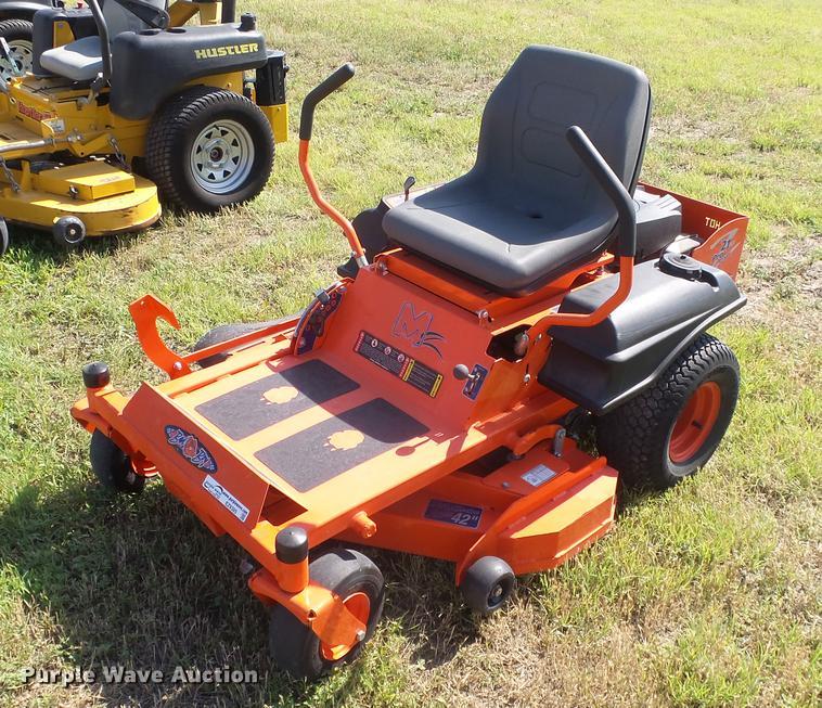Bad Boy 4200MZ ZTR lawn mower