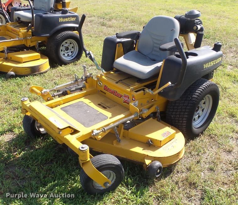 Hustler 927236 Z Mini ZTR lawn mower