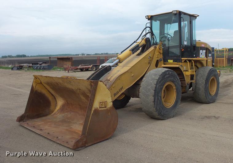 2006 Caterpillar 930G wheel loader