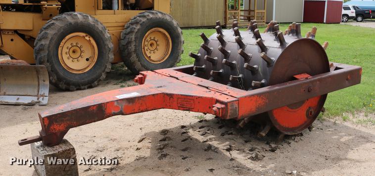 American Steel Works roller