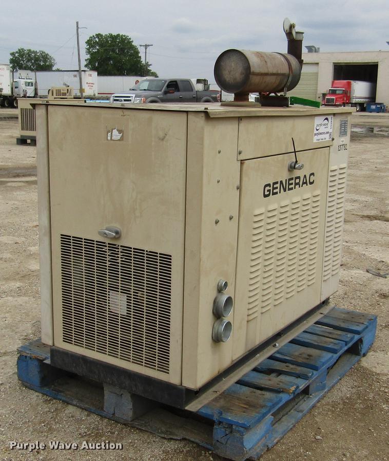 1998 Generac 00753-4 generator