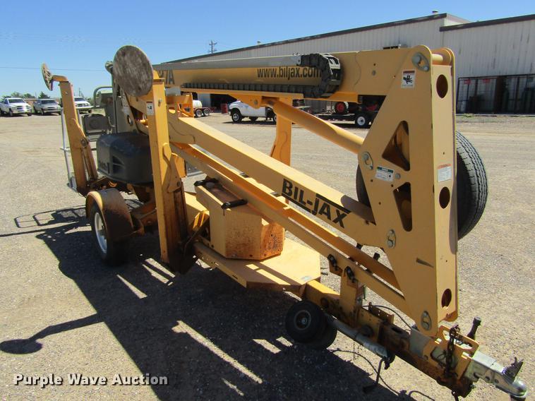 Bil-Jax 4527A boom lift