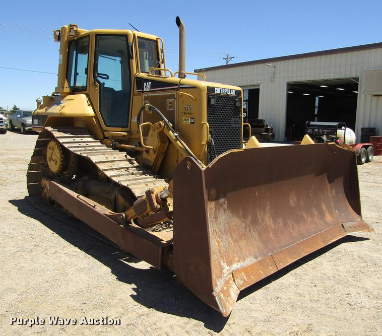2004 Caterpillar D6N XL dozer