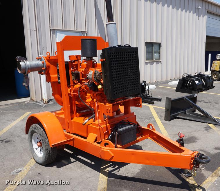 Godwin Dri Prime CD150M pump