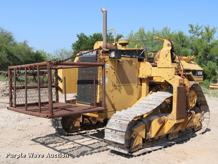 1999 Caterpillar 561M pipelayer