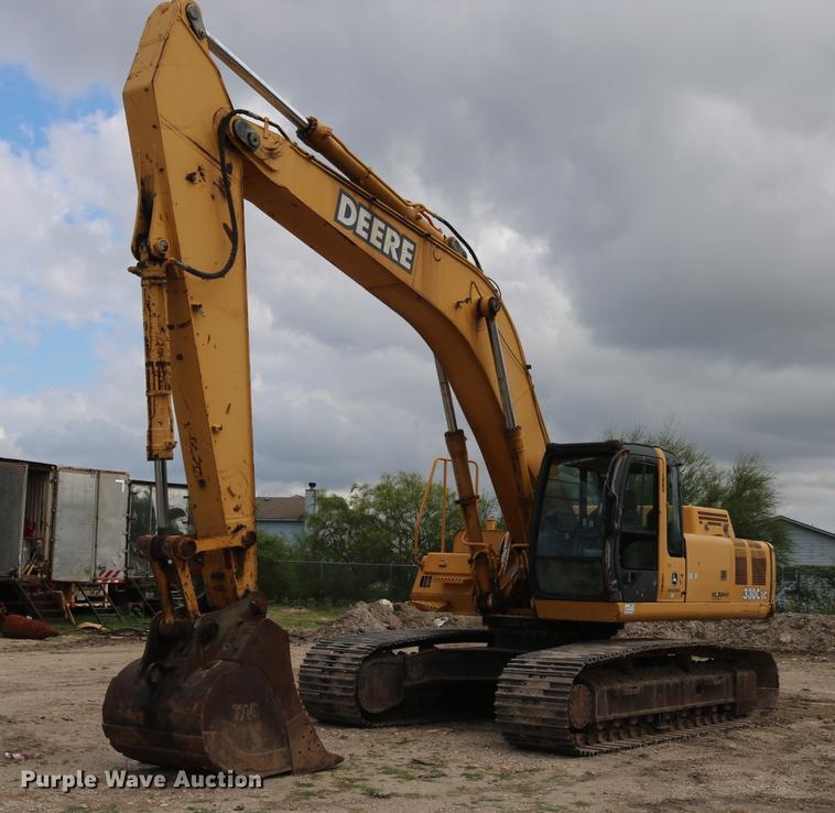 2006 John Deere 330C LC excavator