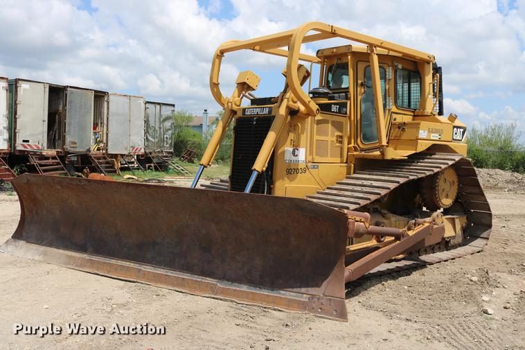 2007 Caterpillar D6T LGP dozer