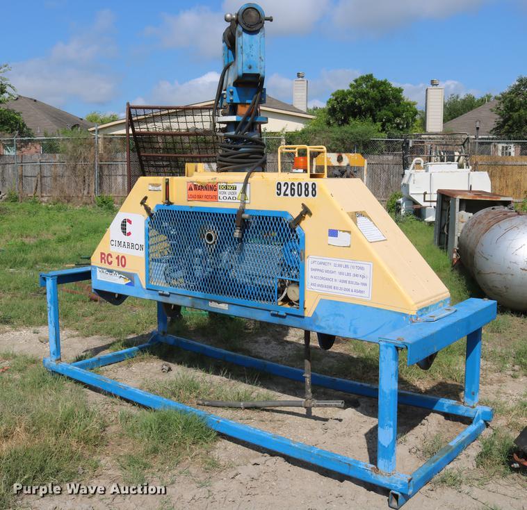Vacuworx RC10 vacuum lifter