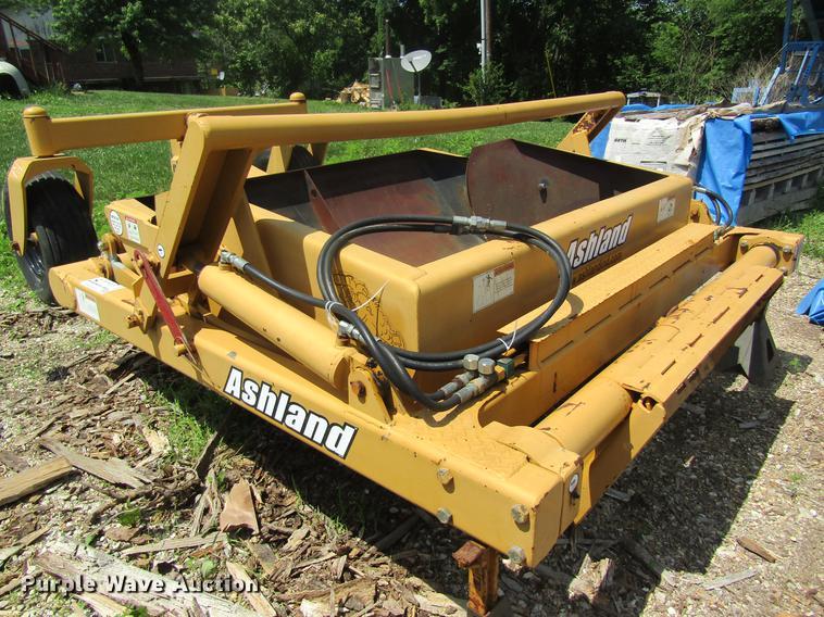 Ashland Ground Hog 2500 scraper