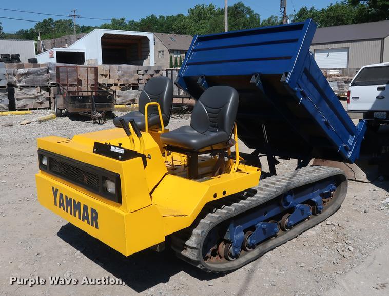 Yanmar 20R power buggy