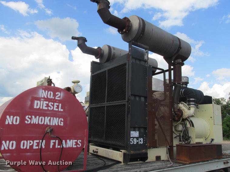 Kohler Power Systems 750 power unit
