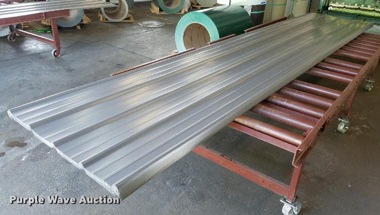 (50) sheets of ag panel steel roofing/metal siding