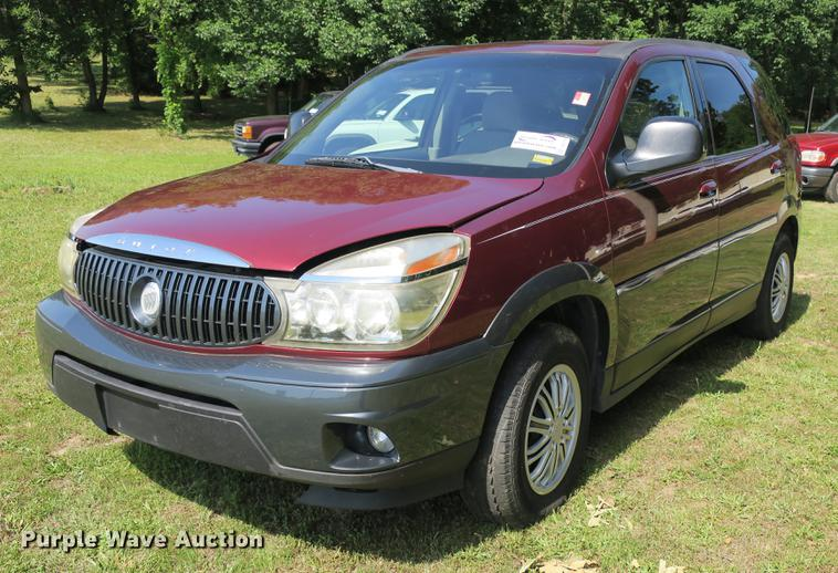 2004 Buick Rendezvous CX SUV
