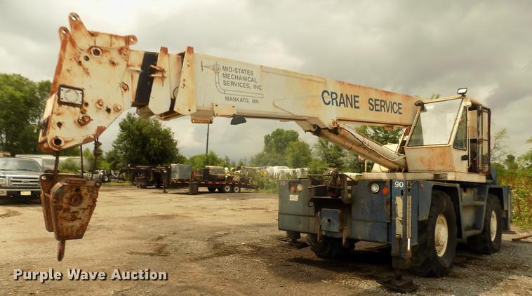 Drott 1800CC crane