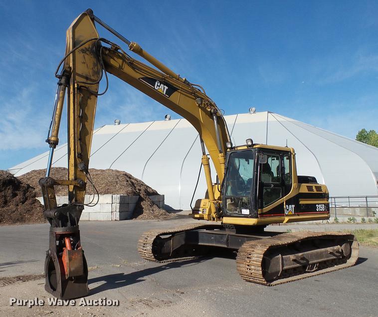 2000 Caterpillar 315B L excavator