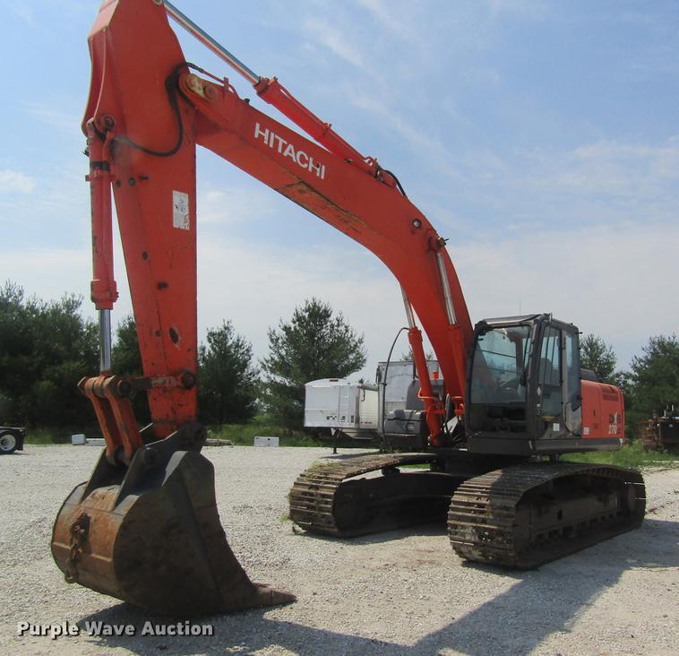 2006 Hitachi ZX270LC-3 excavator