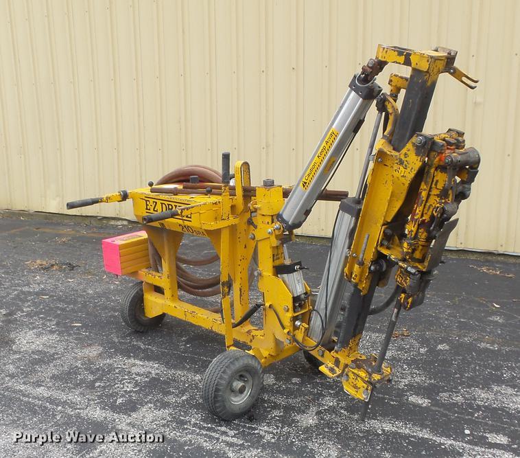 E-Z Drill 210 SRA core drill