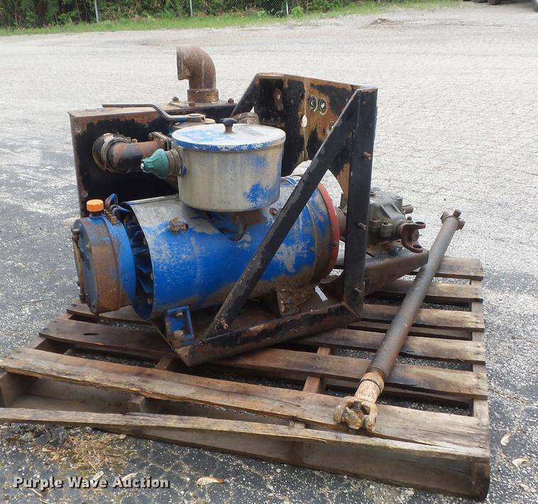Fruitland 500LUF vacuum pump