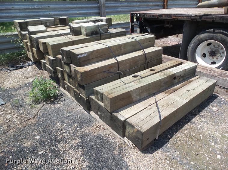 Guardrail posts and blocks