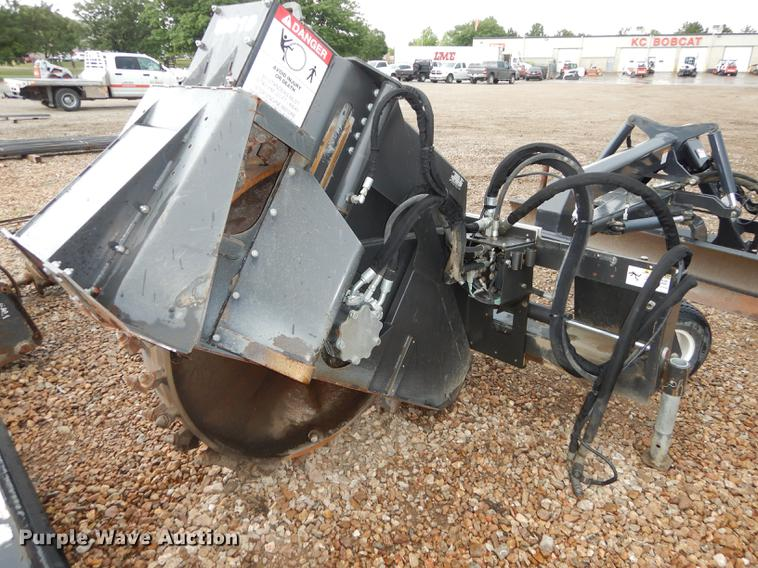 2013 Bobcat WS18 wheel saw