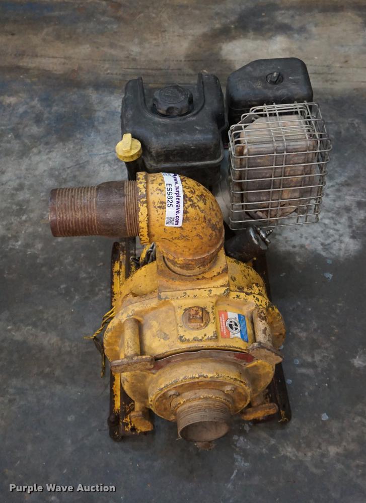 Ch&e trash pump