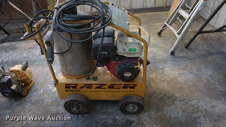Razer SDHW4400 pressure washer