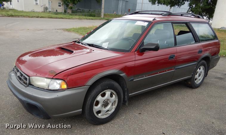 1998 Subaru Legacy Wagon Outback