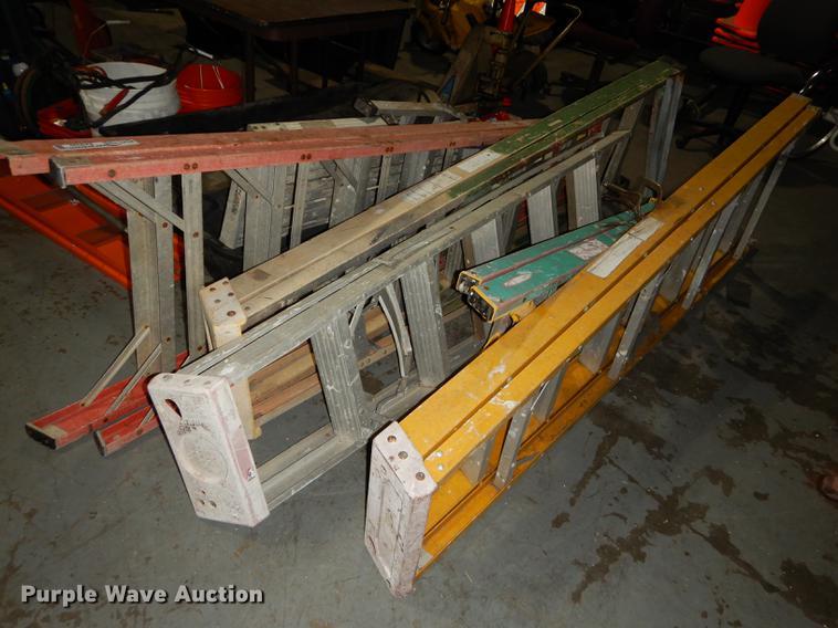 (6) step ladders