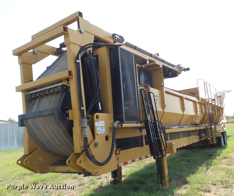 2011 Vermeer Wildcat TR521 trommel screen