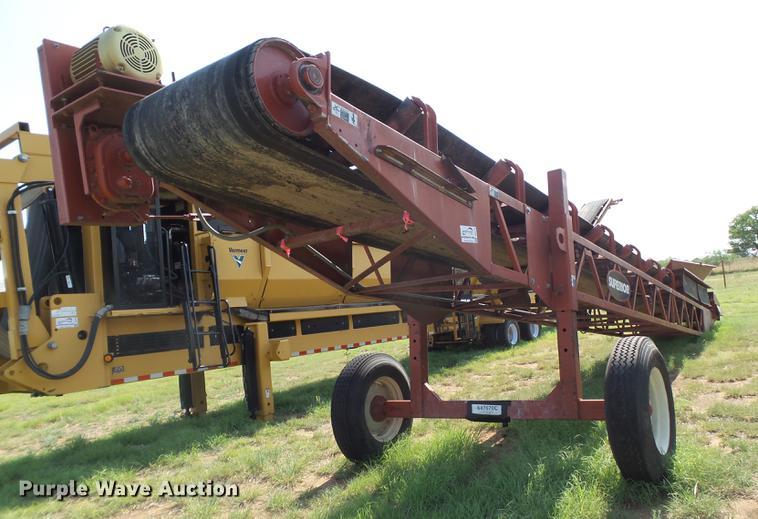 Superior 36x40PFTC conveyor