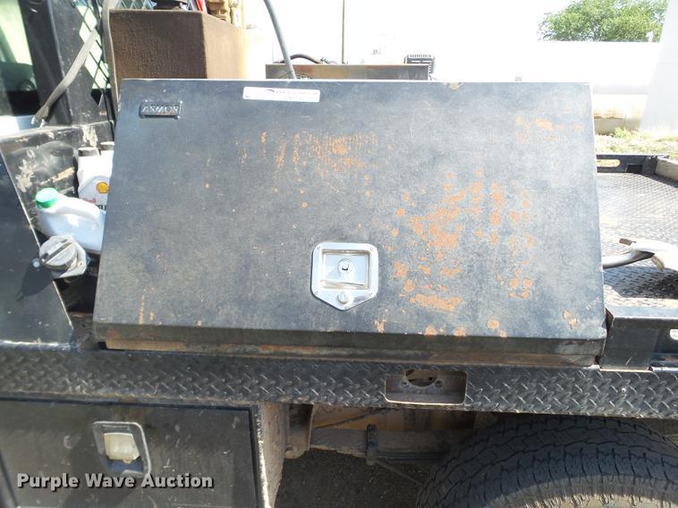 Armor angled toolbox