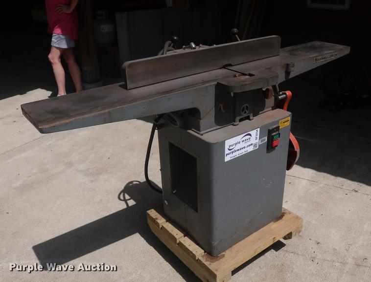 Rockwell 37-315 jointer